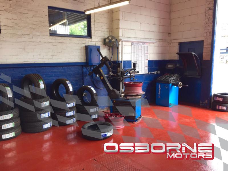 Tyre Repairs Dunfermline
