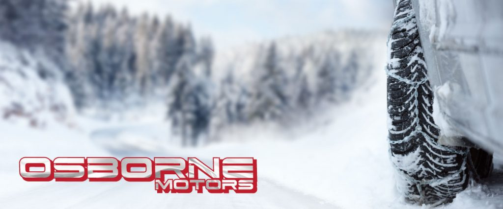 Winter Tyres in Dunfermline at Osborne Motors