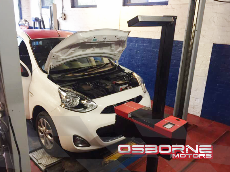 Car Repairs in Dunfermline at Osborne Motors